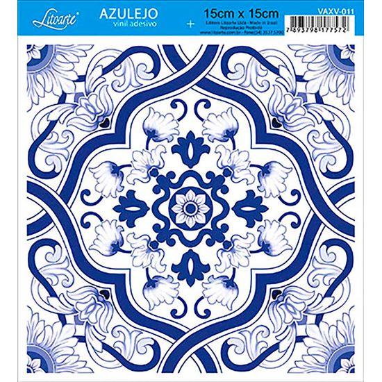 Vinil Adesivo Azulejo Decorativo e Parede VAXV-011 - Litoarte