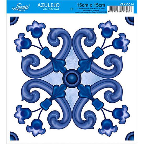 Vinil Adesivo Azulejo Decorativo e Parede VAXV-014 - Litoarte