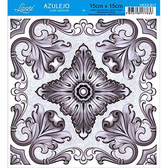 Vinil Adesivo Azulejo Decorativo e Parede VAXV-017 - Litoarte