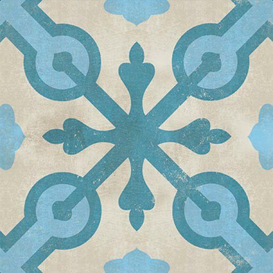 Vinil Adesivo Azulejo Decorativo e Parede VAXV-019 - Litoarte