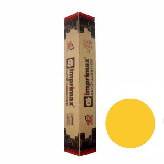 Vinil Color Max Amarelo Médio 120g 1mtx50mts
