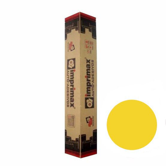Vinil Color Max Amarelo Milano 120g 1mtx50mts