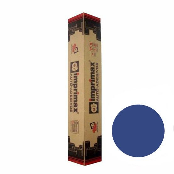 Vinil Color Max Azul Marinho 120g 1mtx50mts