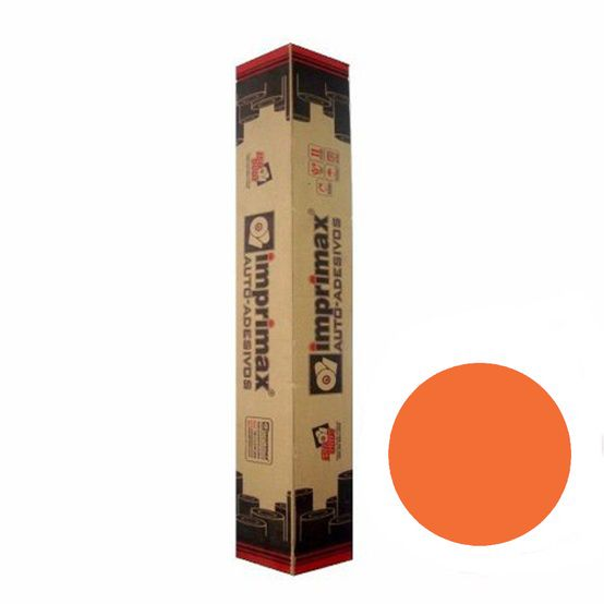 Vinil Color Max Laranja 120g 1mtx50mts