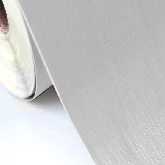 Vinil Gold Escovado Branco 120g 1,22mtx50mts