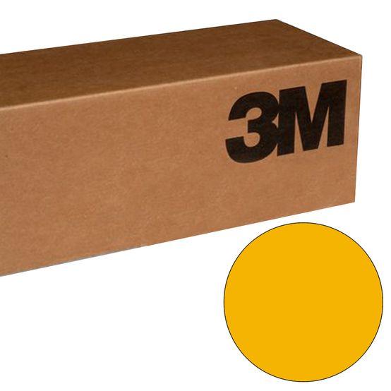 Vinil 3M Amarelo Ouro Scotchcal BR6300-45 1,22mtsx50mts