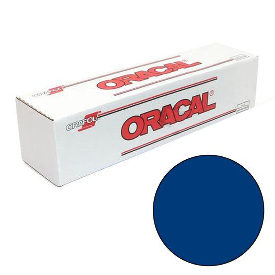 Vinil ORACAL 651 Azul 0,63mtx50mts