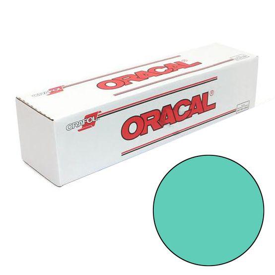 Vinil ORACAL 651 Mint 0,63mtx50mts