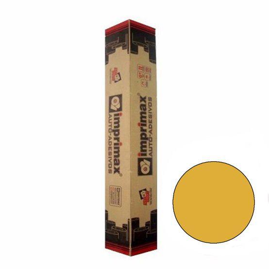 Vinil Refletivo Amarelo 0,08 130g 1,22mtx50mts