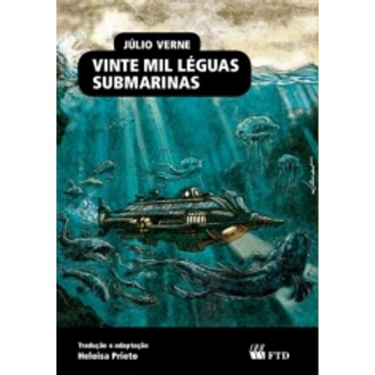 Vinte Mil Leguas Submarinas - Ftd
