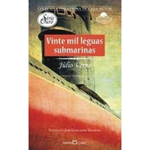 Vinte Mil Leguas Submarinas - Martin Claret