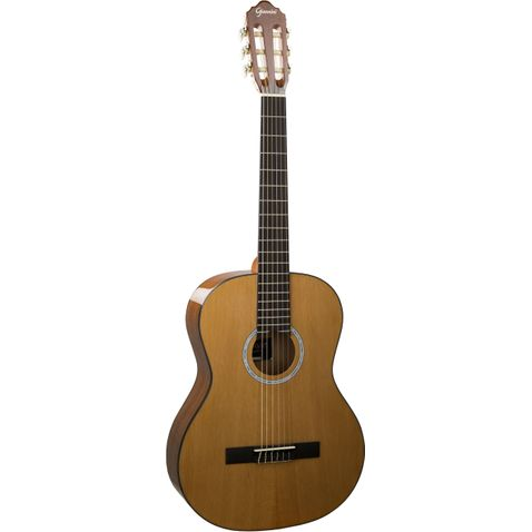 Violao Giannini Gn17 Cdr Cedar Top Natural
