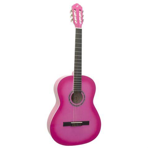 Violao Giannini N14 Estudo Nylon Pk - Pink