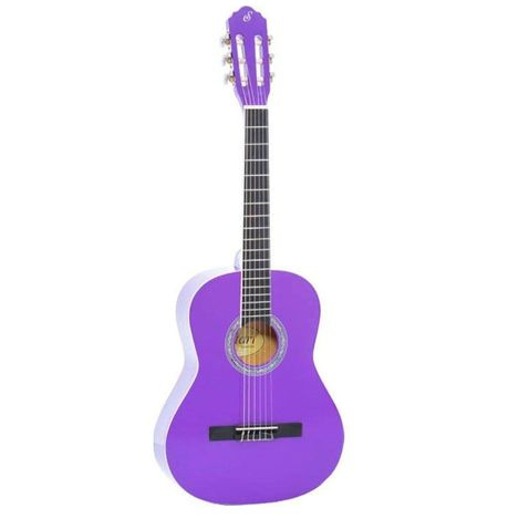 Violao Giannini N14 Estudo Nylon Pp - Purple