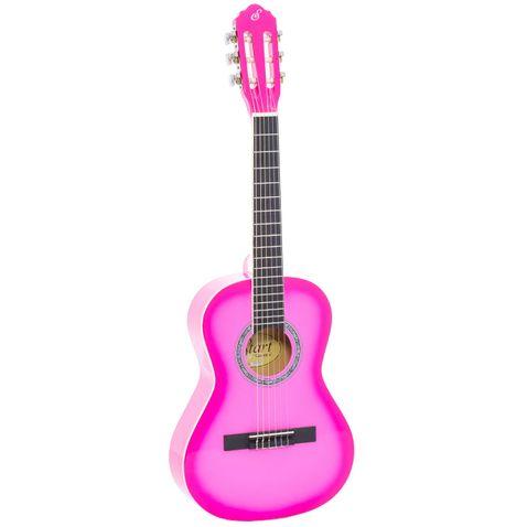 Violao Giannini N4 Infantil 1/2 Pink