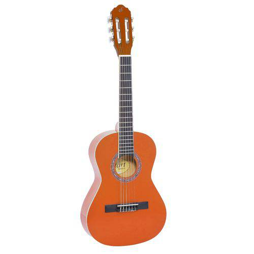 "Violão Infantil Nylon Tamanho 1/2 (34"") N4 N Natural - Giannini"