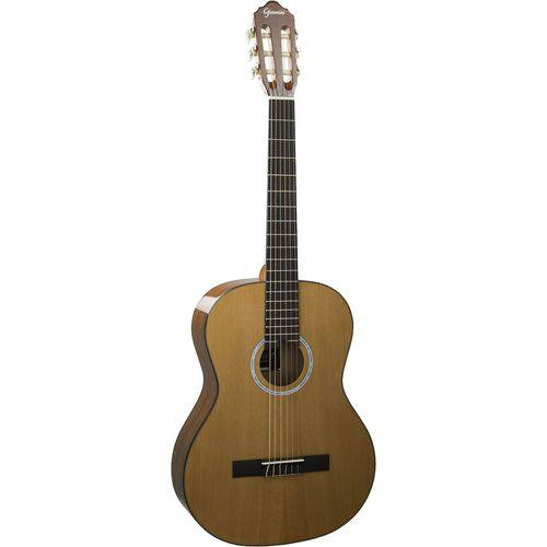 Violão Nailon Cedar Serie Acoustik Top Cor Natural - Gn-17 Cdr N - Giannini