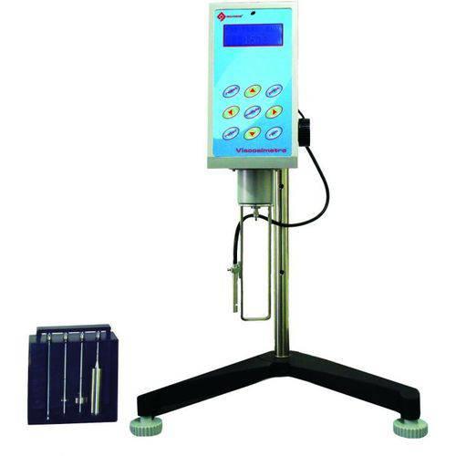 Viscosímetro Rotativo Microprocessado - Faixa 1 a 6.000.000 - Quimis - Cód: Q860m26