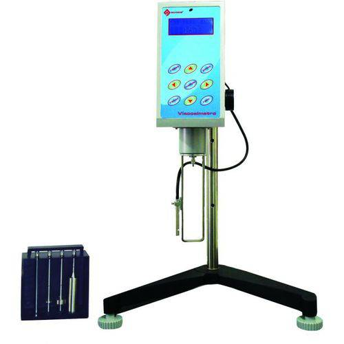 Viscosímetro Rotativo Microprocessado - Faixa 100 a 600.000 - Quimis - Cód: Q860m21