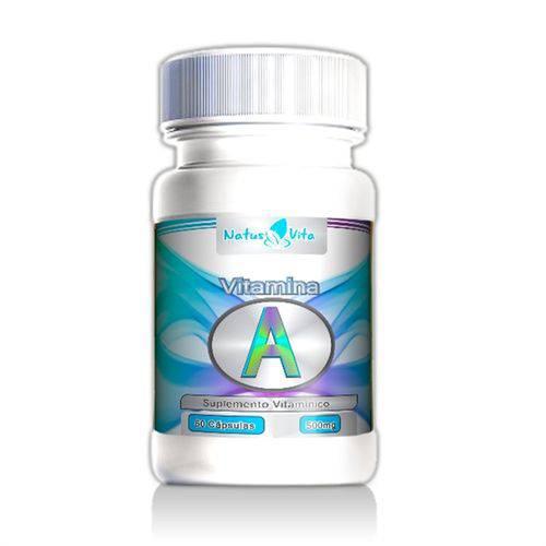 Vitamina a Retinol - 60 Cápsulas