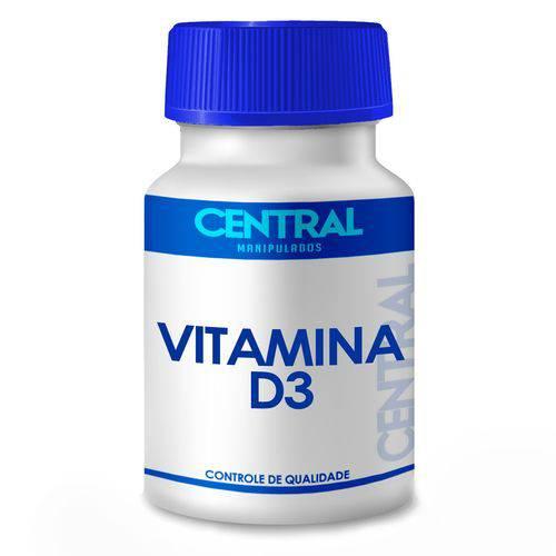 Vitamina D3 10.000Ui \ 30 Cápsulas