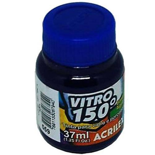 Vitro 150º Acrilex Azul 37ml
