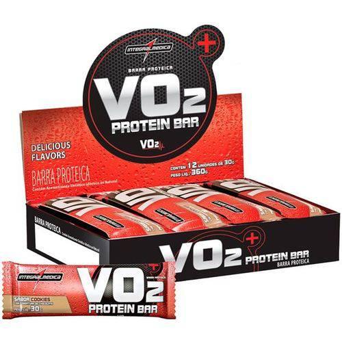 Vo2 Protein Bar 12 Uni V2