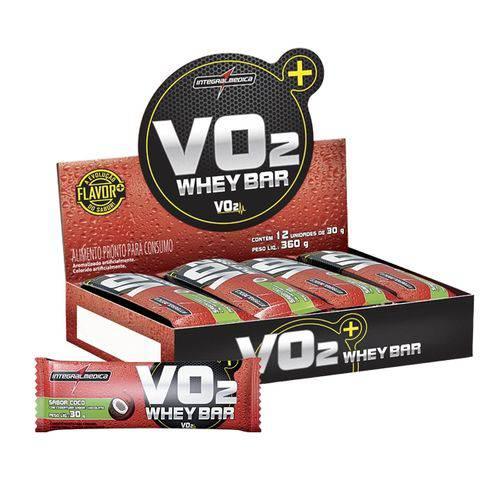 Vo2 Protein Bar 12 Unidades X 30g - Integralmedica