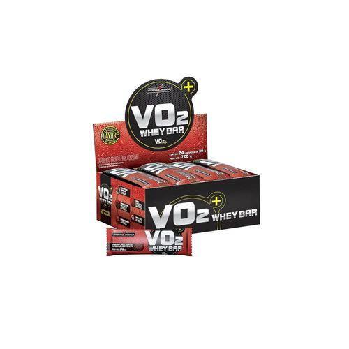 Vo2 Protein Bar 24 Unidades - Chocolate