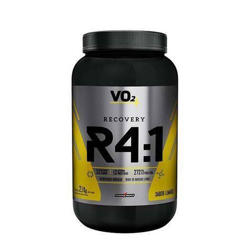 VO2 R4x1 Recovery Powder 1kg Limão Integralmedica