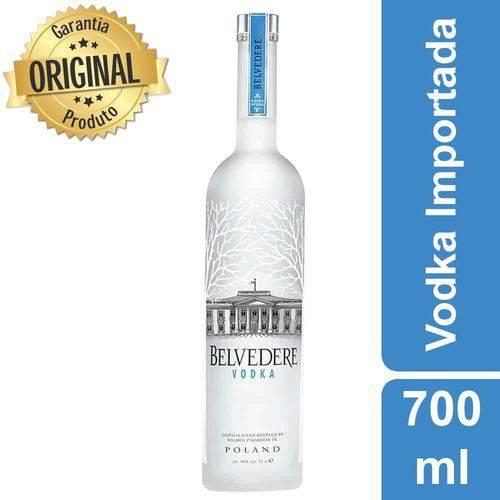 Vodka Polonesa Pure 700ml - Belvedere