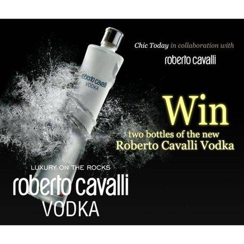 Vodka Roberto Cavalli 700 Ml