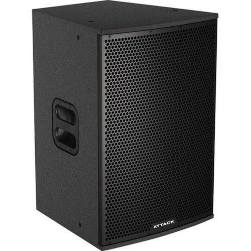 Vrf1550a - Caixa Acústica Ativa 500w Vrf 1550 a - Attack