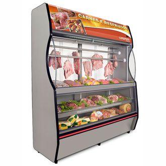 VTRC-200 Vitrine Refrigerada Carnes CONSERVEX