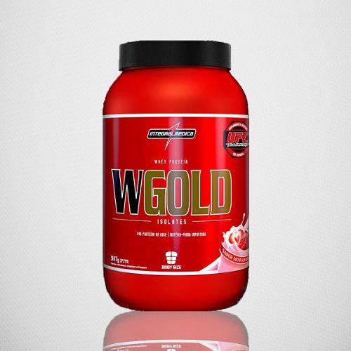 W Gold Whey Protein (907g) - Integralmedica