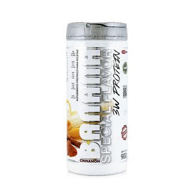 3W Protein Special Flavor 900g - Procorps 3W Protein Special Flavor 900g Banana com Canela - Procorps