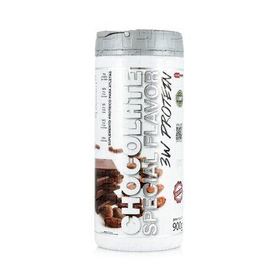3W Protein Special Flavor 900g - Procorps 3W Protein Special Flavor 900g Chocolate - Procorps