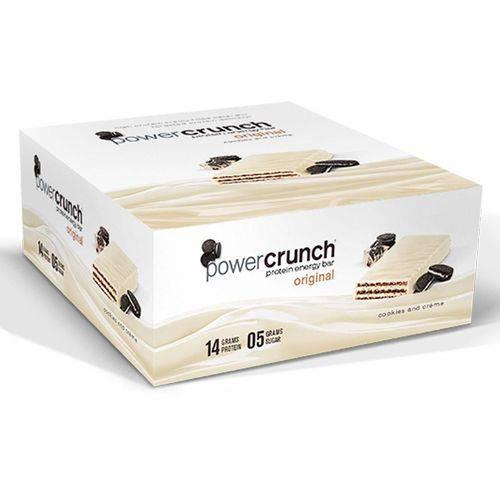 Wafer Power Crunch Original (12 Unidades 40g) - Triple Chocolate - BRNG
