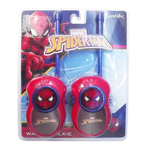 Walkie-talkie Homem-aranha - Candide