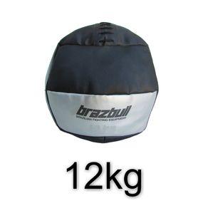 Wall Ball - 12Kg - Brazbull Wall Ball 12kg
