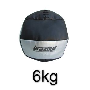 Wall Ball - 6Kg - Brazbull Wall Ball 6kg