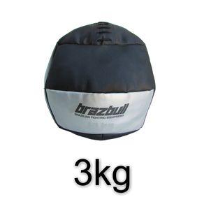 Wall Ball - 3Kg - Brazbull Wall Ball 3kg