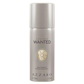 Wanted Azzaro - Desodorante Masculino 150ml