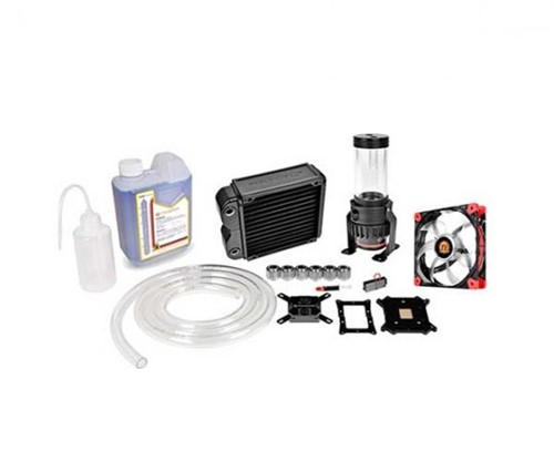 Water Cooler Thermaltake Pacific D5 Rl140 Kit 140mm