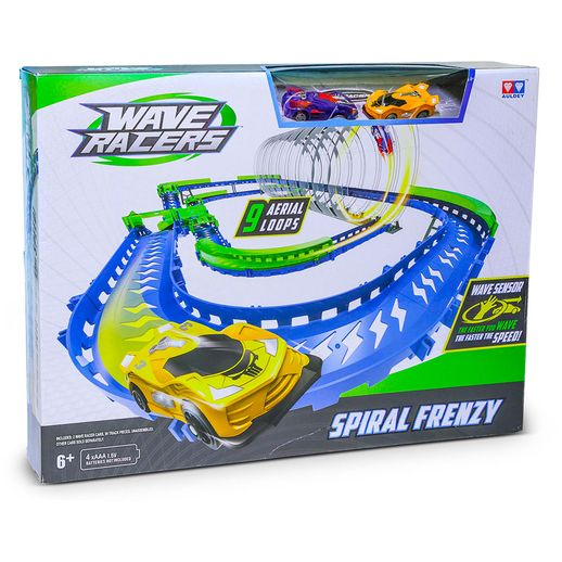 Wave Racers Spiral Frenzy - DTC