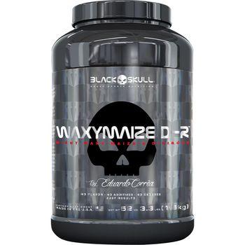 Waxymaize D-R Sem Sabor 1,5kg - Black Skull