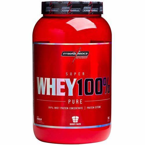Whey 100% Pure (900g) - Integralmédica