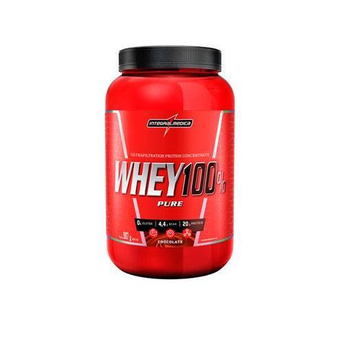 Whey 100% Pure 907 Gr Integralmedica
