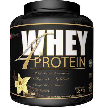Whey 4 Protein 1,8kg - Procorps Sabor:Baunilha