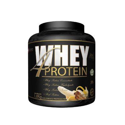 Whey 4 Protein 1,8kg Procorps Whey 4 Protein 1,8kg Banana com Canela Procorps